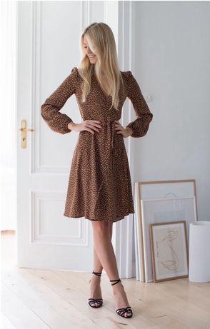 MLE COLLECTION Sukienka Canberra Long S Nowa