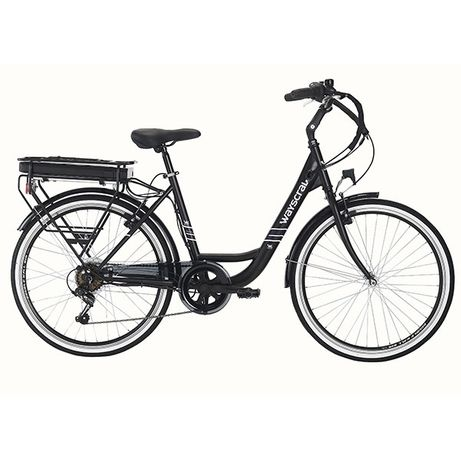 "Bicicleta elétrica NOVA Wayscral Everyway E100 26"" - ebike citadina"