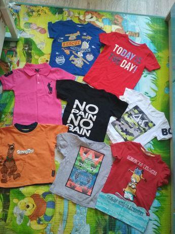 Продам детские летние крутые футболки на мальчика