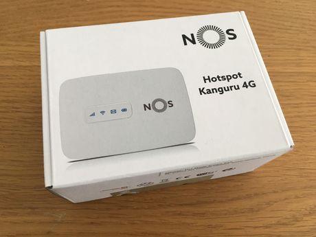 Hotspot 4G Desbloqueado - Bateria Nova