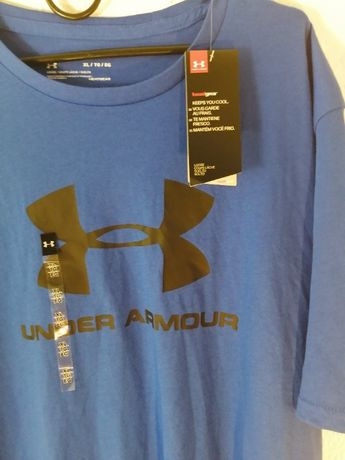 koszulka t - shirt męska Under Armour XL