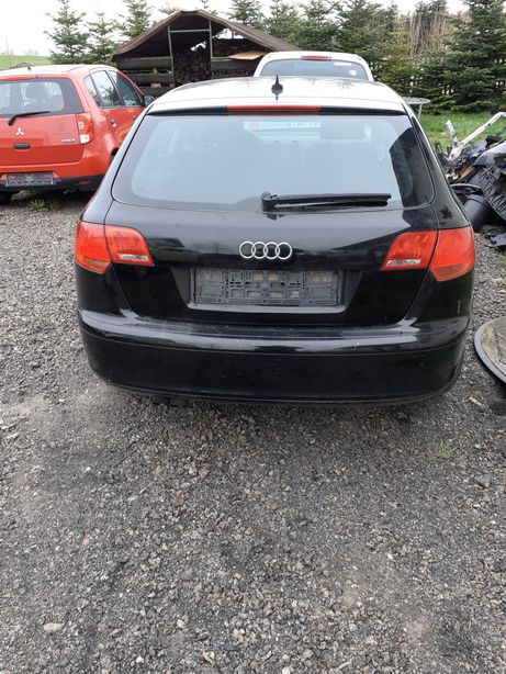 Audi a3 2006 2.0tdi sportback LY9B części