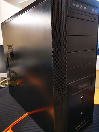 PC Torre SSD + HDD + NVIDIA - ideal para trabalhos