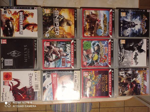 PS3 gry po 25 złotych za sztukę