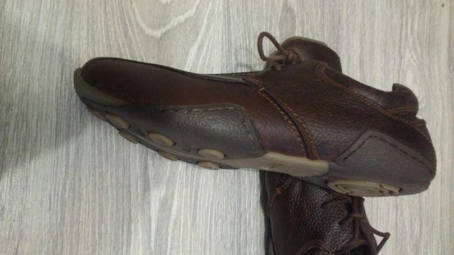Продам мужские кожаные туфли