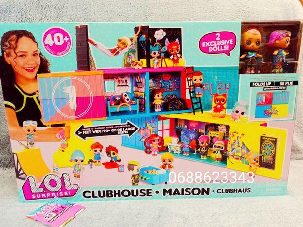 Домик для кукол Лол Сюрприз Ремикс Клуб - LOL Surprise Remix Clubhouse