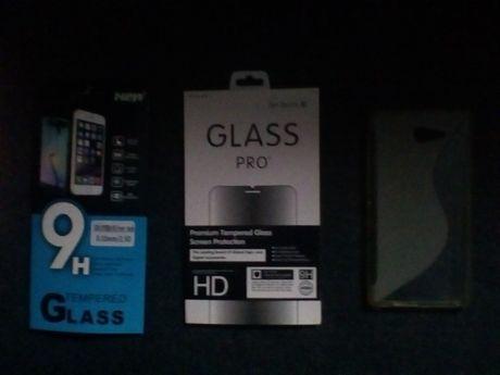 2 x szybka Glass Sony Xperia M2+ plecy