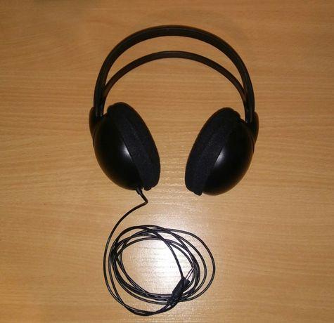 Słuchawki nauszne PHILIPS - super dźwięk