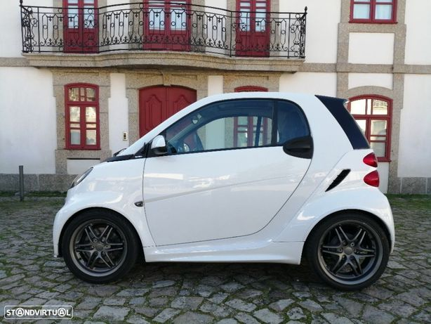 Smart ForTwo 1.0 T Pulse 84 Softouch