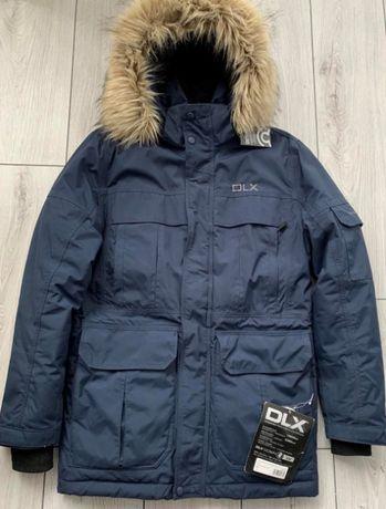 Срочно!Пуховик Куртка Trespass DLX 650 Новая Цена 5978 Торг