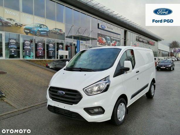 Ford transit-custom  TREND 320 L2, 2021r. 2.0 EcoBlue 130KM L2 !! Dostępny w Sierpniu !!