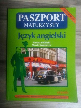 Paszport maturzysty Język angielski