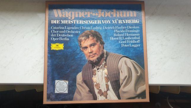 Discogs Wagner* - Jochum* - Die Meistersinger Von Nürnberg 5 winyl