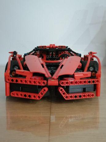 Lego 8653 Racers Enzo Ferrari