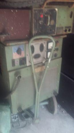 polautomat spawalniczy