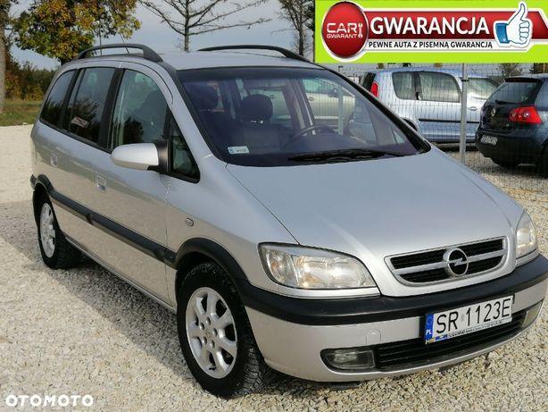 Opel Zafira 1.8 125km / Instalacja Lpg / 7 Osobowa / Klima / 20zł