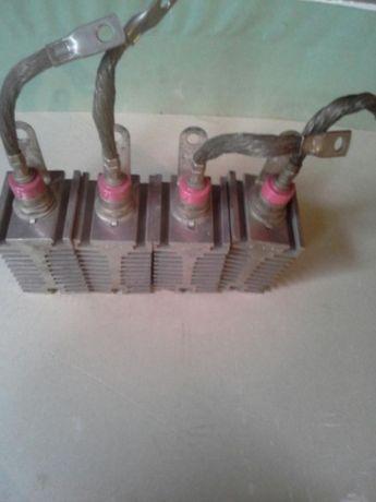 Diody z radiatorami