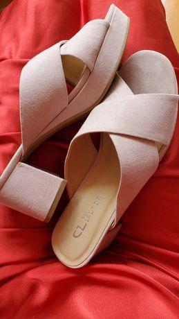 Босоніжки шльопанці босоножки тапки літнє взуття 38