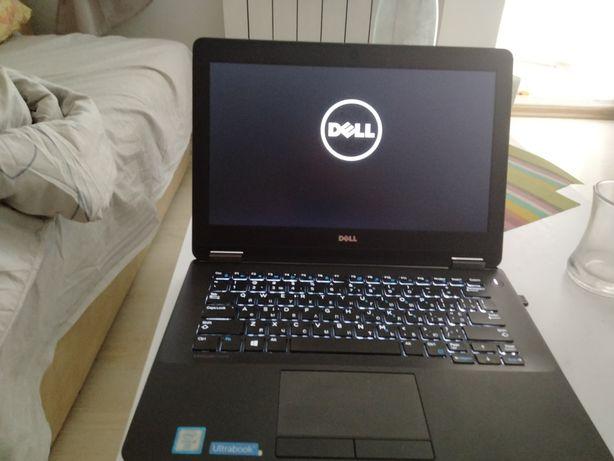 Ноутбук Dell E7270