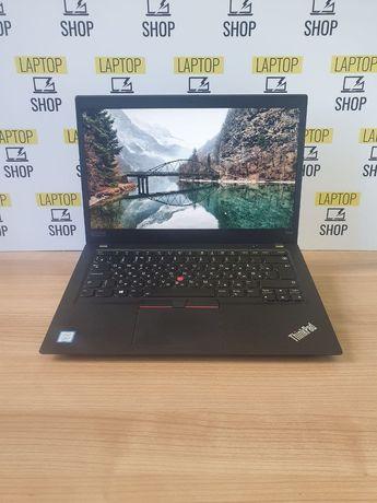 Ноутбук Lenovo ThinkPad T490S (Ультрабук, бизнес, тонкий, cенсорный)