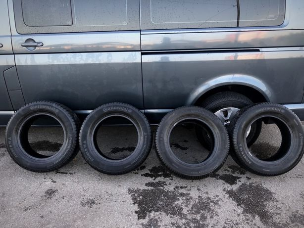 235/60 r16 Continental ContiWinterContact зимова