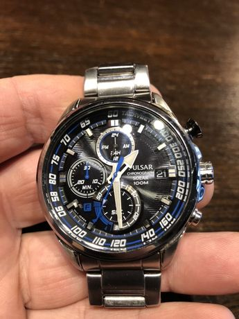 Zegarek meski Pulsar solar