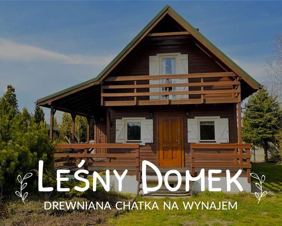 Leśny Domek - przytulny, o wysokim standardzie, blisko las i staw