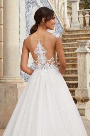 Suknia ślubna Sincerity 44168 , rozmiar 36/38