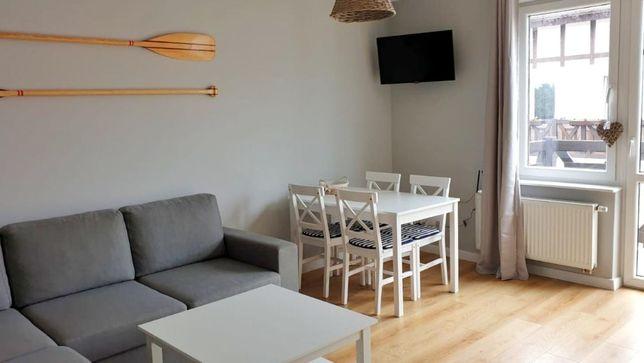 Apartament na Mierzei Wiślanej w Sztutowie