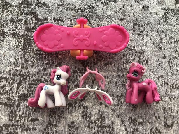 zestaw My Little Pony - huśtawka
