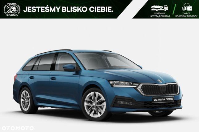 Škoda Octavia Combi 2.0 TDI 115 KM Ambition Pakiet Comfort Basic+Pakiet Selection