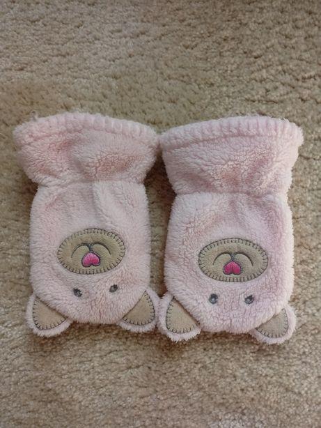 Rękawiczki dla niuni