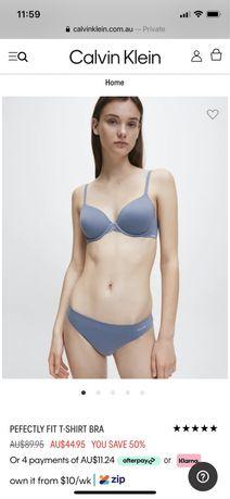 Calvein Klein lingerie novo