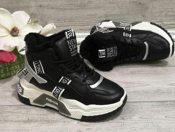 Крутые зимние кроссовки, ботинки