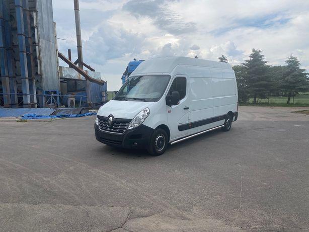 Renault Master chlodnia