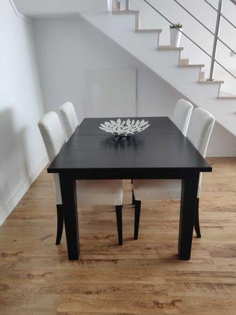MESA DE REFEIÇÃO Ikea + 6 cadeiras
