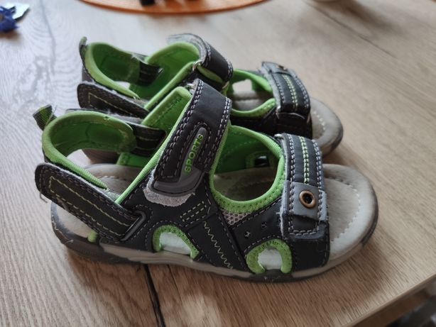 Sandałki dziecięce rozmiar 28