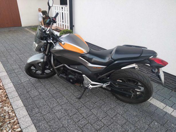 Honda NC700S*2013Rok*zarejestrowana*Mały przebieg*
