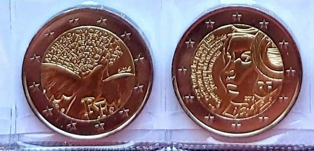 Vendo Moedas UNC & circulada 2€ comemorativas (FRANÇA)