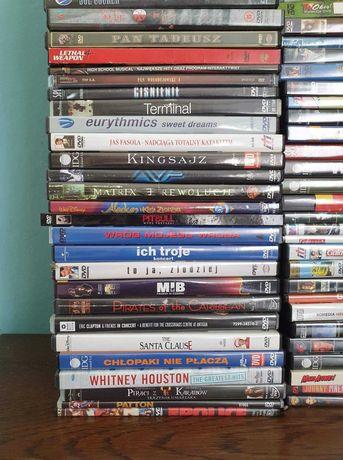 Płyty dvd tylko całość