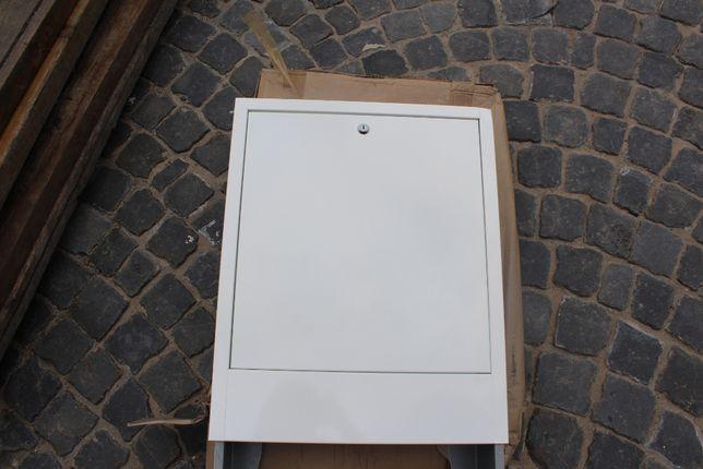 Duża SKRZYNKA SZAFKA obudowa rozdzielnia montażowa 50x60 cm