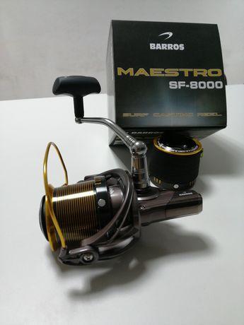 Carreto Barros MAESTRO SF-8000