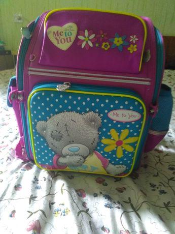 Портфель, рюкзак, ранец 1вересня, с ортопедической спинкой