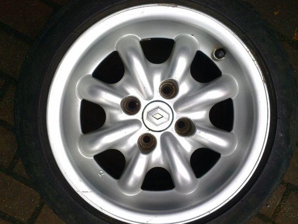 Felgi aluminiowe Renault , Nissan, Opel,Honda , 7J13H ET 23 4x100, 13