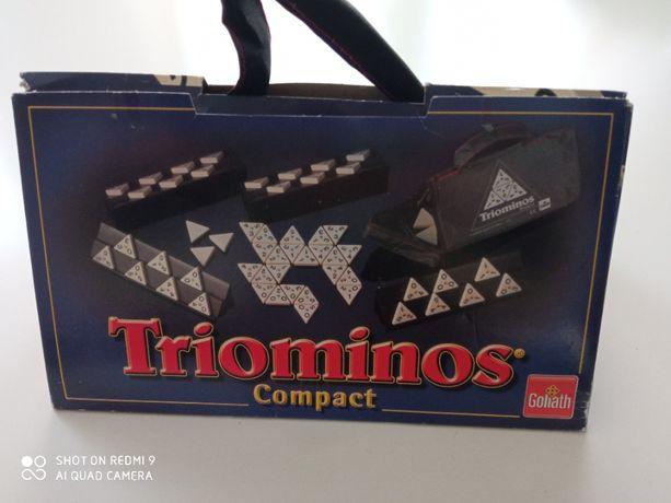 gra logiczna Triominos Compact Goliath - rezerwacja do 11.05.2021