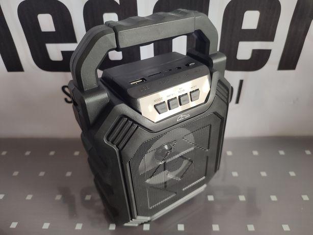 Głośnik bluetooth bezprzewodowy przenośny odtwarzacz radio budowlane