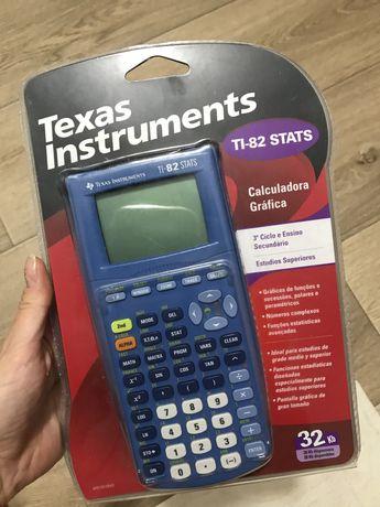 Calculadora TI-82 Stats (3 ciclo e ensino superior)