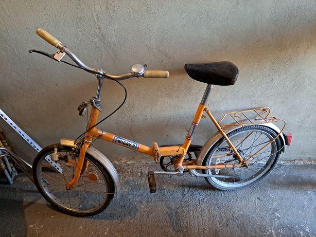 Rower Wigry 3  do delikatnej