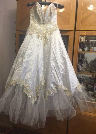 Платье вечернее свадебное Zara ASOS H&M
