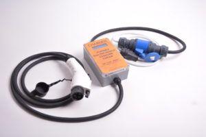 Зарядная станция ChargeU Pro WiFi 40A Type1/ ChargeU Pro WiFi 40A Type